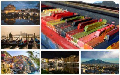 Vuoi scoprire come costruire la tua vacanza in Italia? Vieni a conoscere il Turismo Musicale…